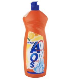"Средство для мытья посуды AOS ""Лимон"", 900 мл"