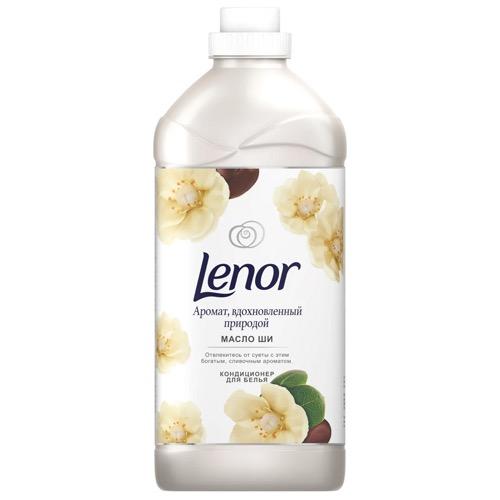 """Кондиционер-концентрат для белья Lenor """"Масло ши"""", 1,785 л"""