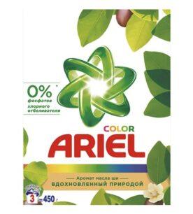 """Стиральный порошок Ariel """"Масло Ши"""", 450 г"""