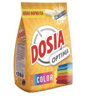 """Стиральный порошок Dosia """"OTIMA Color"""", 4 кг"""